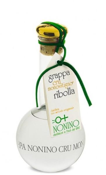 Nonino Grappa di Ribolla Cru Monovitigno Friaul Italien