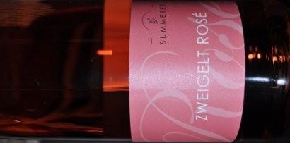 Summerer Zweigelt Rosé trocken Kamptal Österreich Wein Shop
