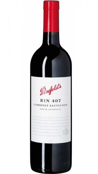 Bin 407 Wein Penfolds Cabernet Sauvignon Australien