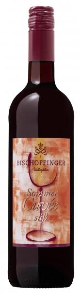 Bischoffinger Sommer Cuvee Rotwein süß