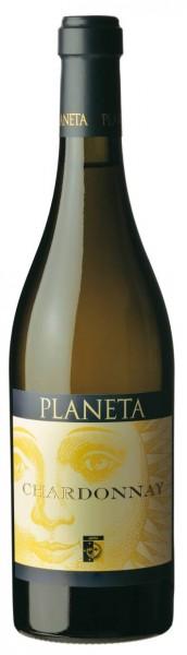 Weingut Planeta Chardonnay Bianco IGT Weißwein Sizilien
