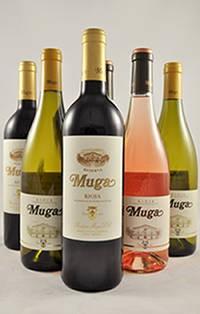 Muga Rioja Probierpaket Spanien 6er Angebot