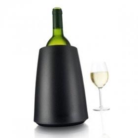 Vacu Vin Rapid Ice Weinkühler schwarz Die Bodega online