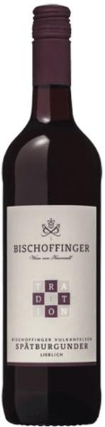 Bischoffinger Spätburgunder Rotwein lieblich Tradition Baden