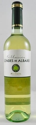 Condes de Albarei Albarino Blanco Spanien