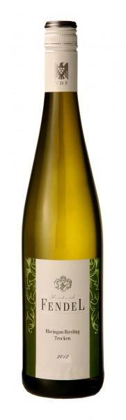 Friedrich Fendel Rheingau Riesling QbA trocken Wein Shop Die Bod