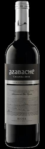 Azabache Crianza Rioja Tinto Aldeanueva Spanien