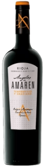 Amaren Ángeles de Amaren Tinto Cañas Rioja Spanine