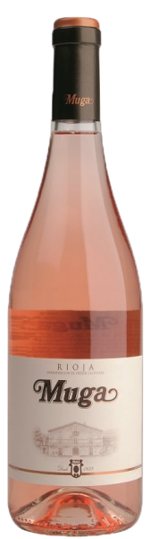 Muga Rosado aus Rioja in Spanien