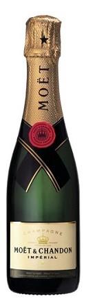 Moët & Chandon Impérial Champagner Brut Frankreich 0,375 l