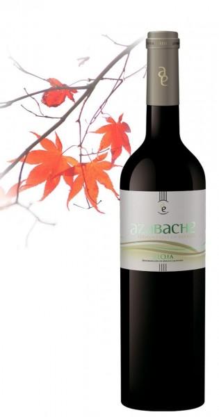 Blanco fermentado en barrica Azabache Rioja Wein Spanien Bodega