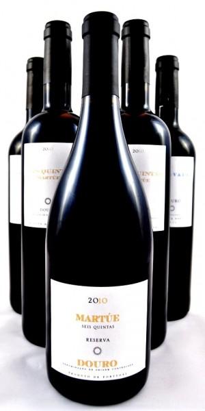 Seis Quintas Rotweine Douro Portugal 6er Angebot