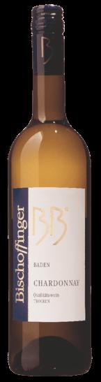 Bischoffinger Chardonnay BB trocken Kaiserstuhl 2014 Baden