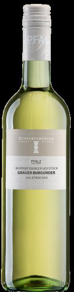 Ruppertsberger Hofstück Grauer Burgunder Kabinett halbtrocken Pfalz