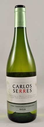 Carlos Serres Viura Blanco Rioja Weißwein Spanien