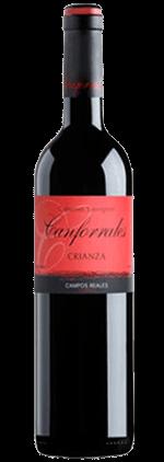 Canforrales Crianza Tinto Cabernet Sauvignon Wein Spanien