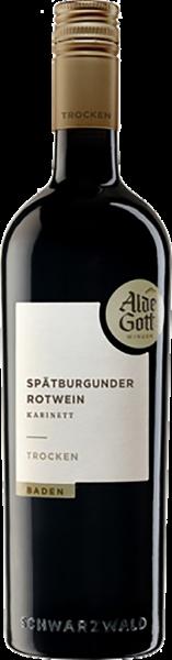 Alde Gott Spätburgunder Rotwein Kabinett trocken Baden