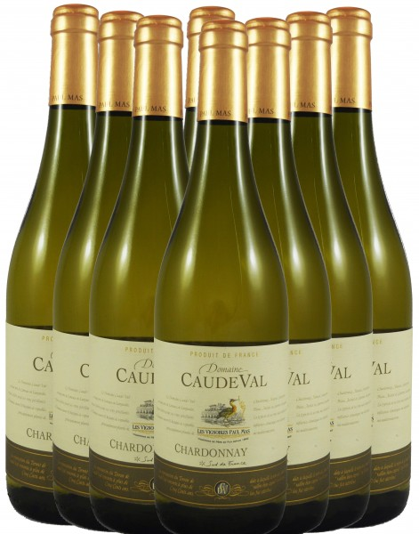 Caude Val Chardonnay IGP Paul Mas Frankreich 11+1 Angebot