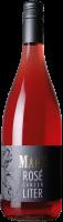 Manz Cuvee Rosé im Liter mild Rheinhessen