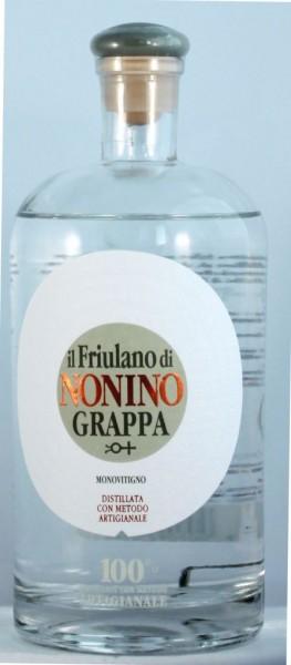 Nonino Il Friulano Grappa Monovitigno Friaul Italien