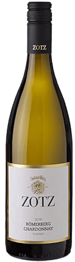 Julius Zotz Römerberg Chardonnay trocken QbA Baden