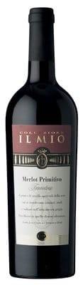 IL MIO Merlot & Primitivo Rosso IGT Puglia Wein aus Italien Die