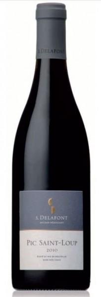 Samuel Delafont Pic Saint Loup Wein Rouge Frankreich