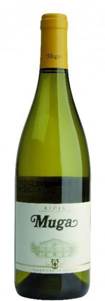 Muga Blanco Fermentado En Barrica Rioja Wein Spanien