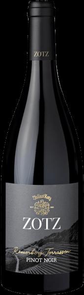 Julius Zotz Terrassen Pinot Noir trocken Römerberg QbA Baden