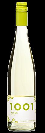 Mohr 1001 Weißwein Cuvee trocken Rheingau BIO