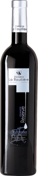 Domaine La Rouillère Grande Reserve Rouge Provence Frankreich