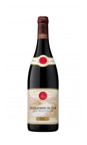 E. Guigal Chateauneuf Du Pape Rotwein von der Rhone in Frankreich