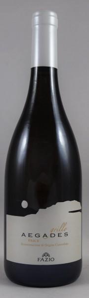 Aegades Grillo Bianco Fazio Sizilien Weißwein Italien
