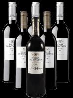 Escudero Solar de Becquer Rioja Tintos 6er Weinpaket