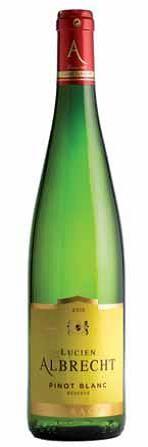 Lucien Albrecht Pinot Blanc Reserve Elsass Frankreich