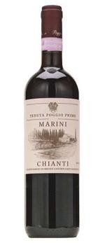Marini Chianti Rosso Toscana Wein aus Italien Shop Die Bodega on