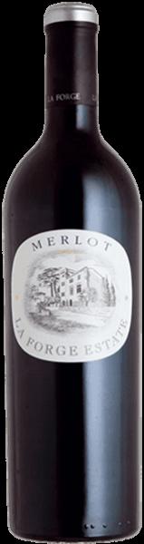 La Forge Estate Merlot Rouge IGP Rotwein Frankreich