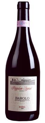 Barolo Tenuta di Pianpolvere Rosso Piemont / Wein Shop - Die Bo