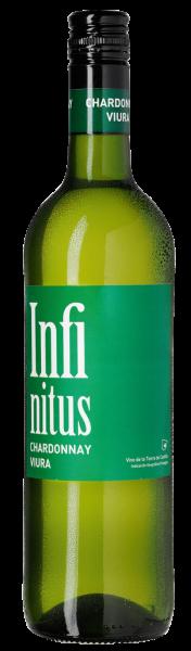 Infinitus Chardonnay Viura Blanco Cosecheros y Criadores Spanien