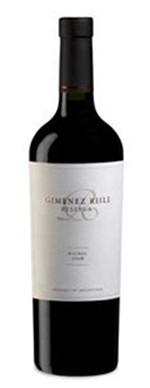 Gimenez Riili Reserva Malbec Tinto Wein aus Argentinien Die Bode