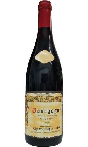 Clavelier et Fils Pinot Noir Rotwein Bourgogne Frankreich