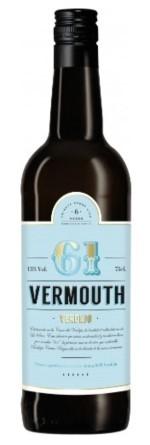 Cuatro Rayas Vermouth 61 Verdejo Rueda Spanien