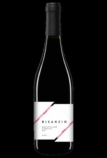 Bisanzio Montepulciano d'Abruzzo Wein Citra Vini Rosso