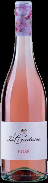 Le Contesse Rosato Frizzante trocken Rosé Wein aus Italien Die B