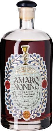 Nonino Amaro Kräuterlikör Quintessentia di Erbe Alpine