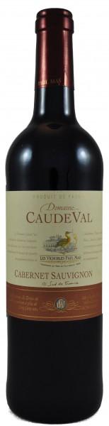 Caude Val Cabernet Sauvignon Rotwein Rouge IGP Paul Mas Frankrei