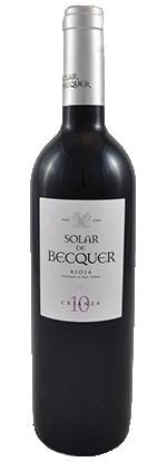 Solar de Becquer Crianza Rioja Tinto EscuderoSpanien Die Bodega