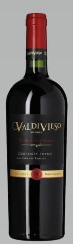 Valdevieso Cabernet Franc Single Vineyard Valle de Curico Chile