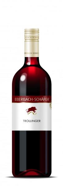 Eberbach Schäfer Trollinger halbtrocken Württemberg
