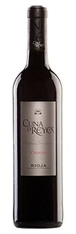 Cuna de Reyes Crianza Tinto Rioja Wein Spanien Die Bodega online
